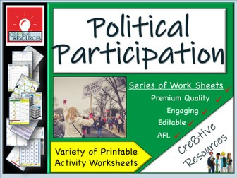 Political participation in Politics