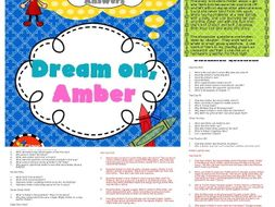 Dream On, Amber Discussion Questions and Answers