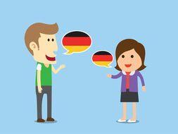 German Beginner Handouts (worksheets, scripts, grammar) auf Deutsch