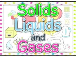 solid liquid and gas primary connection pdf