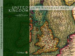 Historical e-atlas United Kingdom