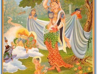 New AQA GCSE RE - Buddhist beliefs - The birth of the Buddha and his life of luxury