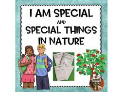 RE KS 1:  I Am Special Special Things In Nature