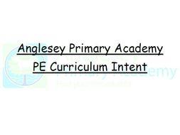 PE Curriculum Intent