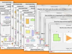 Year 4/5 Mixed Age Spring Block 2 Step 4 Maths Lesson Pack