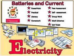Current Electricity - Does the Number of Batteries Affect Current? Why? KS3