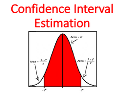 Confidence Interval Estimation (Statistics)
