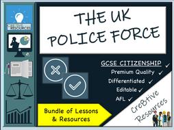 UK Police Service - Police Force