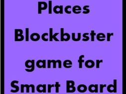 Places Blockbuster for Smartboard