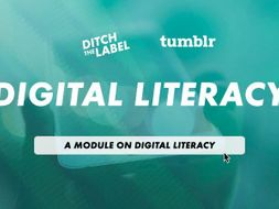 Complete Digital Literacy Module - perfect for Safer Internet Day