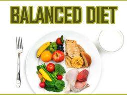 KS2 Balanced Diet