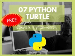 Python Turtle by nwilkin   Teaching Resources