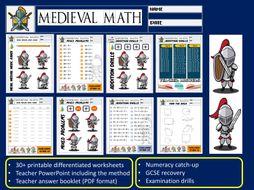 Medieval Maths Bundle