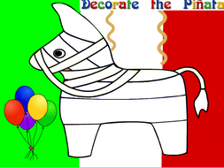 Cinco de Mayo- Find the hidden words within the phrase