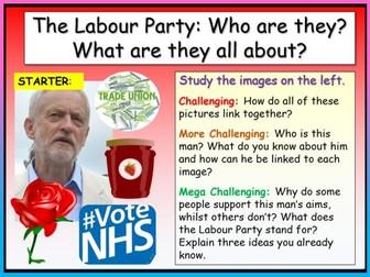 The Labour Party + Socialism
