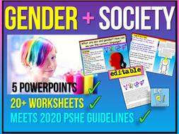 Gender and Society PSHE