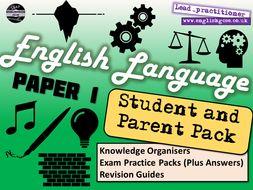 AQA English Language Paper 1 Student and Parents