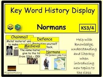 Normans Display