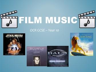 GCSE Film Music