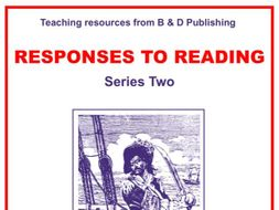 KS3 Responses to Reading Series Two Sample Pages