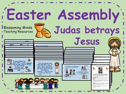 Easter Assembly - The Last Supper - Betrayal