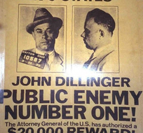 Gangsters, bank robbers and outlawsfrom the Prohibition& Great Depression in th