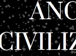 Ancient Civilizations Poster