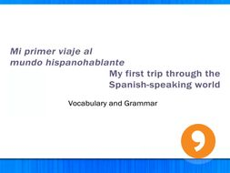 The Spanish-Speaking World - Review Video Tutorial