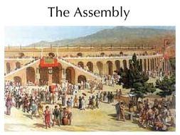 Greek Assembly for KS2