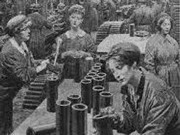 Poetry - Women in WW1, original poem and activities.