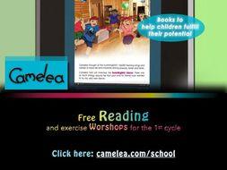 Reading Comprehension, 1st, 2sd & 3th grade