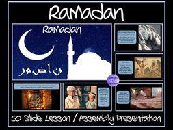 Ramadan and Eid–Ul-Fitr