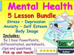 Mental Health: PSHE