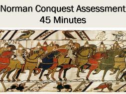 Norman Conquest Assessment