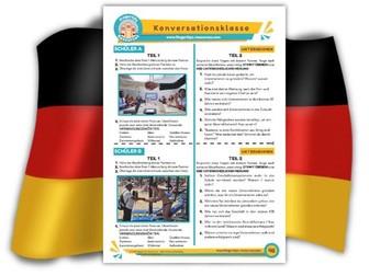 Unternehmen - German Speaking Activity