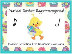Musical Easter Eggstravaganza Pack