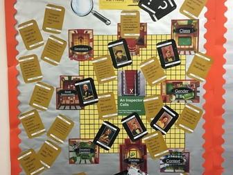 An Inspector Calls: Classroom Display