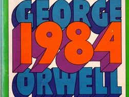 George Orwell - 1984 - Book 1, Ch. 4: The Ministry of Truth (IGCSE WORKSHEETS + ANSWERS)