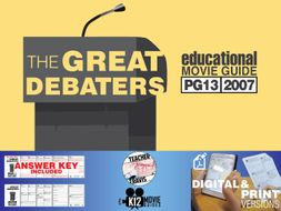 The Great Debaters Movie Guide