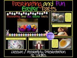 Easter Fun Facts Presentation