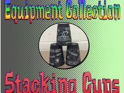 PE Equipment Collection Stacking Cups