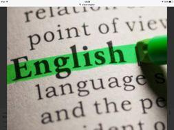 KS3 English Language Bundle: preparing students for the GCSE framework
