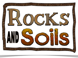 Science - Rocks Assembly Script 1 and Songs