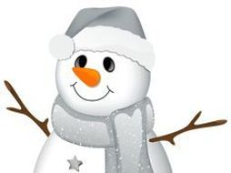 Christmas SNOWMAN Maths (2-page booklet)