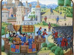 Peasants Revolt in Medieval England