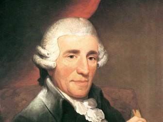 Score Annotation: Haydn Symphony No. 104, Movement IV (Finale Spiritoso)