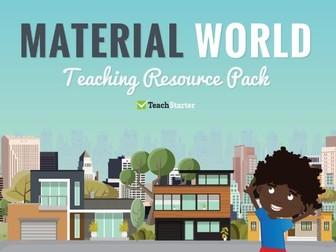 Material World Teaching Resource Pack