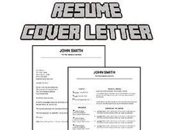 Resume Cover Letter Template Editable In Google Docs By Rombop