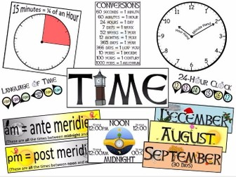 KS2: Time Display