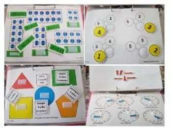 Maths number shape and place value